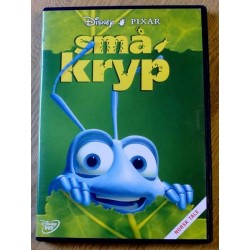 Småykryp (Disney / Pixar) (DVD)