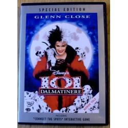 Disney's 101 Dalmatinere - Special Edition (DVD)