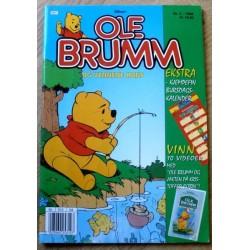 Ole Brumm og vennene hans: 1998 - Nr. 4
