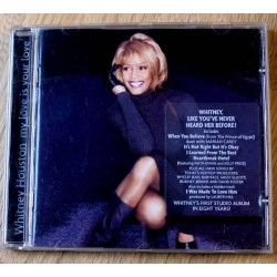 Whitney Houston: My Love Is Your Love (CD)