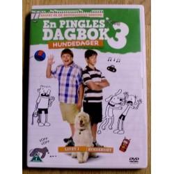 En pingles dagbok 3: Hundedager (DVD)