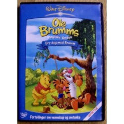 Ole Brumms magiske verden: Bry deg med Brumm (DVD)