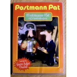 Postmann Pat og rustningen (DVD)