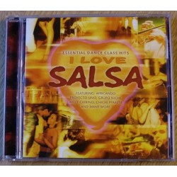 I Love Salsa: Essential Dance Class Hits (CD)