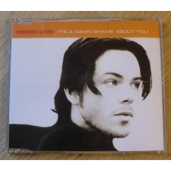 Espen Lind: It's A Damn Shame About You (CD)
