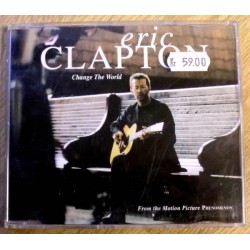 Eric Clapton: Change The World (CD)