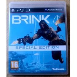 Playstation 3: Brink - Special Edition (Bethesda)