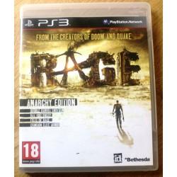 Playstation 3: Rage - Anarchy Edition (Bethesda)