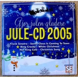 Jule-CD 2005 - Gjør julen gladere (CD)