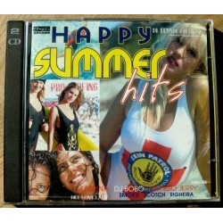 Happy Summer Hits 2-CD (CD)