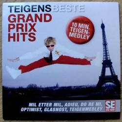 Jahn Teigen: Beste Grand Prix Hits (CD)