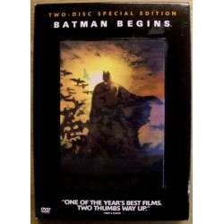 Batman Begins: Two-Disc Special Edition