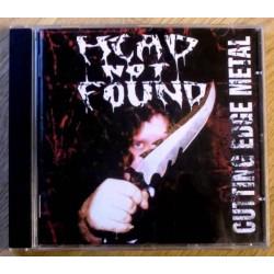 Head Not Found - Cutting Edge Metal (CD)