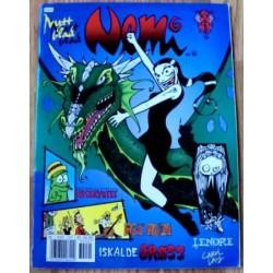 Nemi: 2003 - Nr. 1 - Nytt blad (første nummer av Nemi blad)