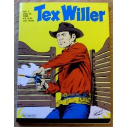 Tex Willer: 1983 - Nr. 7 - Hevntørst