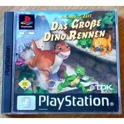 Das Grosse Dino Rennen (TDK)