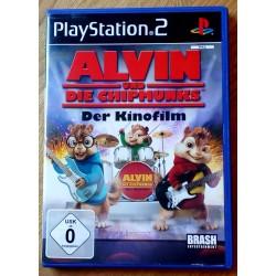 Alvin and The Chipmunks (Brash Entertainment)