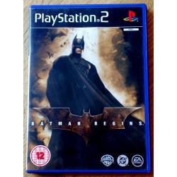 Batman Begins (EA Games)