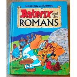 Asterix and the Romans (tegneseriebok)