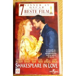 Shakespeare In Love (VHS)