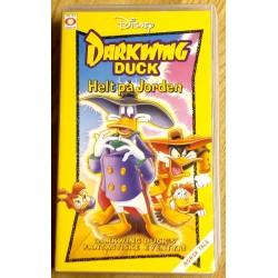 Darkwing Duck: Helt på jorden (VHS)
