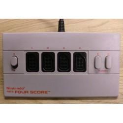 Nintendo NES: Four-Score Multiplayer Adapter