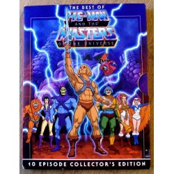 The Best of He-Man and the Masters of the Universe (DVD)