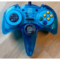 Nintendo 64: Logic 3 håndkontroll