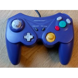 Nintendo GameCube: Thrustmaster håndkontroll