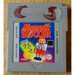 Game Boy: Magnetic Soccer (cartridge)