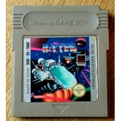 Game Boy: R-Type (Nintendo)