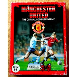 Manchester United: The Official Computer Game (Krisalis)
