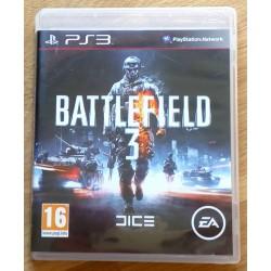 Playstation 3: Battlefield 3 (Dice / EA)