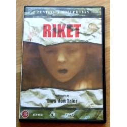 Riket - En TV-serie av Lars Von Trier (DVD)