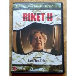 Riket II - En TV-serie av Lars Von Trier (DVD)