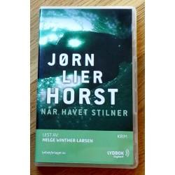 Jørn Lier Horst: Når havet stilner (digikort lydbok)