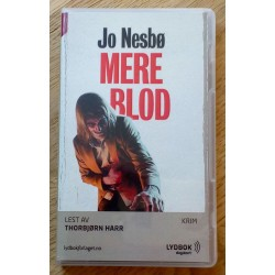 Jo Nesbø: Mere blod (digikort lydbok)