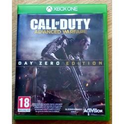 Xbox One: Call of Duty: Advanced Warfare - Day Zero Edition (Activision)