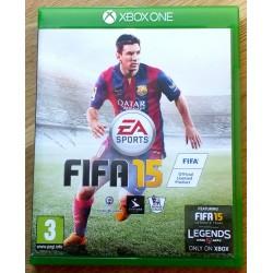 Xbox One: FIFA 15 (EA Sports)