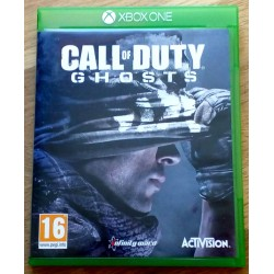 Xbox One: Call of Duty Ghosts (Activision)
