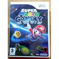 Nintendo Wii: Super Mario Galaxy
