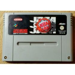 Super Nintendo: NBA Jam (Acclaim)