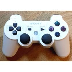 Playstation 3: Hvit håndkontroll