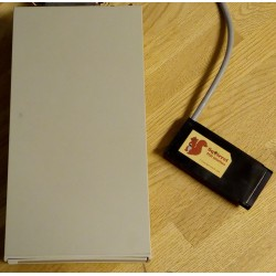 Squirrel SCSI Adapter med CD-ROM til Amiga 600 og 1200