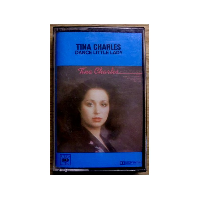 Tina Charles Dance Little Lady Dance - You Set My Heart On Fire