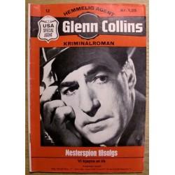 Hemmlig Agent Phil Collins: Nr. 12 - Mesterspion til salgs