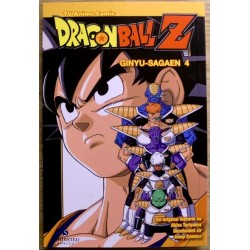 Dragonball Z: Ginyu-Sagaen - Nr. 4