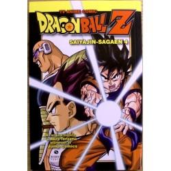 Dragon Ball Z: Saiyajin-Sagaen - Nr. 4