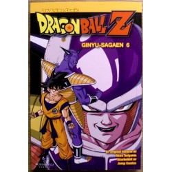 Dragon Ball Z: Ginyu-Sagaen 6 - Nr. 6