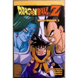 Dragon Ball Z: Ginyu-Sagaen - Nr. 3